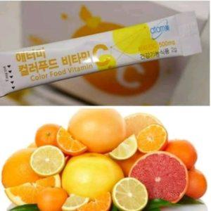 Color Food Vitamin C