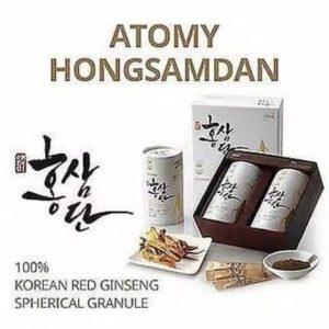 Red Ginseng-Hongsamdan