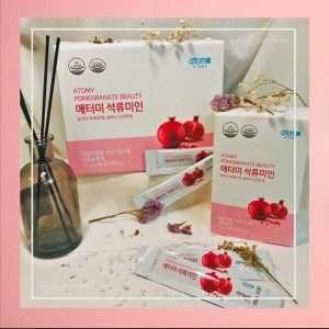 Pomegranate Beauty