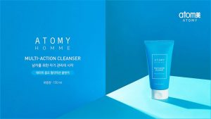 Homme – Multi-Action Cleanser