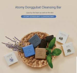 Donggubat Natural Cleansing Bar